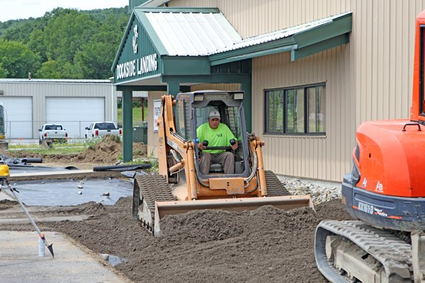 A new Tractor Supply Co. store, currently being constructed, is scheduled to open in Ticonderoga in October. The store will employ 12 to 17 full and part-time workers and will be located at 9 Commerce Drive.