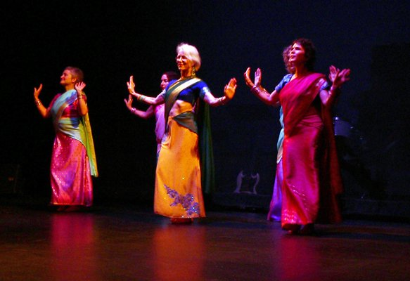 """Middlebury's """"Bollywood"""" Hadippa Dancers will join other local performers at the Middlebury's Got Talent Show Aug. 27-28. This year's show sponsor is the National Bank of Middlebury."""