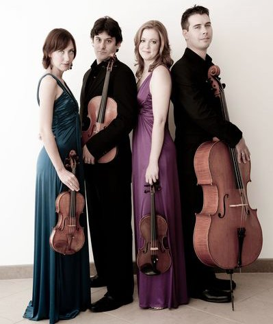 The Hyperion String Quartet is in residency this week at The Sembrich, and a concert is planned for Aug. 27.