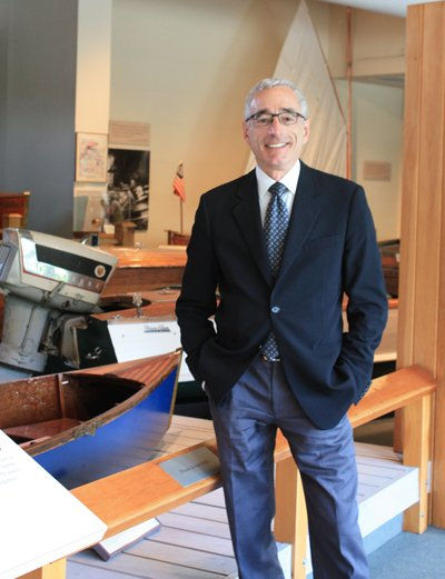 The Adirondack Museum's new director, David Kahn, assumed his role Sept. 5.
