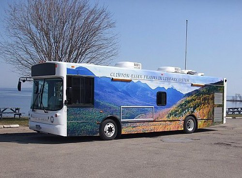 The Bookmobile, which serviced local communities, will no longer operate beginning next year because of a severe reduction in funding from the state.