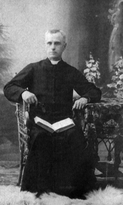 The Rev. Francis X. Chagnon, a former pastor of St. Marys Church, was recently honored by the churchs congregation, which marked the 100th anniversary of Chagnons death. Chagnon has been credited for being an influential man in the North Country during his time.
