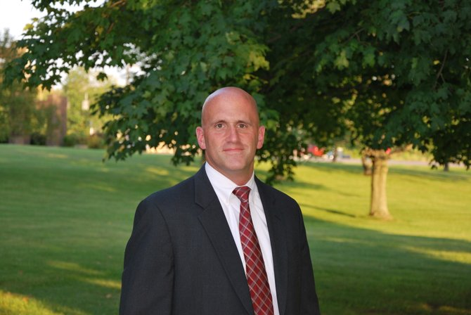 Brian May seeks the 13th District seat in the Onondaga County Legislature.