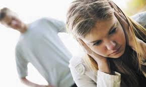 According to a 2011 study by Liz Claiborne Inc., 48 percent of college students, most of them women, have been affected by domestic violence behaviors. A 2010 study of teens (ages 13 to 19) said one in three had experienced it.