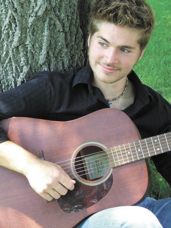 Folk musician Nick Piccininni, 22, kicks off the fifth annual Folk Music Series – dubbed The Youth Movement – at 2 p.m. Sunday, Jan. 15, at Liverpool Public Library. Admission is free; lpl.org.