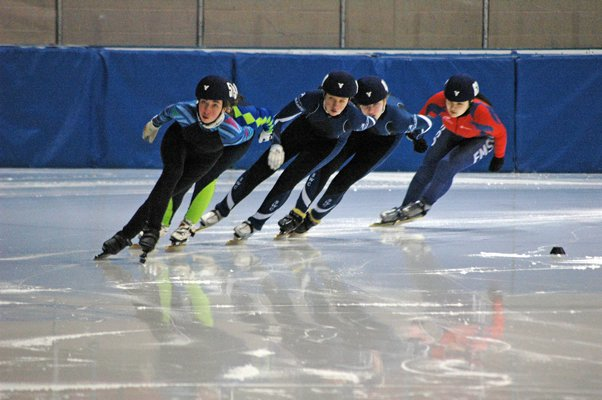Long track speedskating will join short track events at the 2012 Winter Empire State Games.