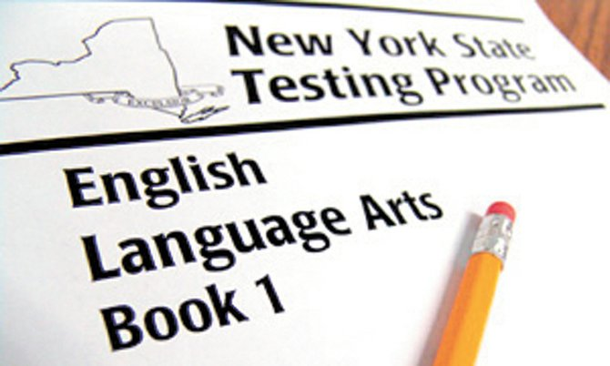 New York state tests contained several errors when given to third- through eighth-graders April 17 to 19 and 25 to 27.