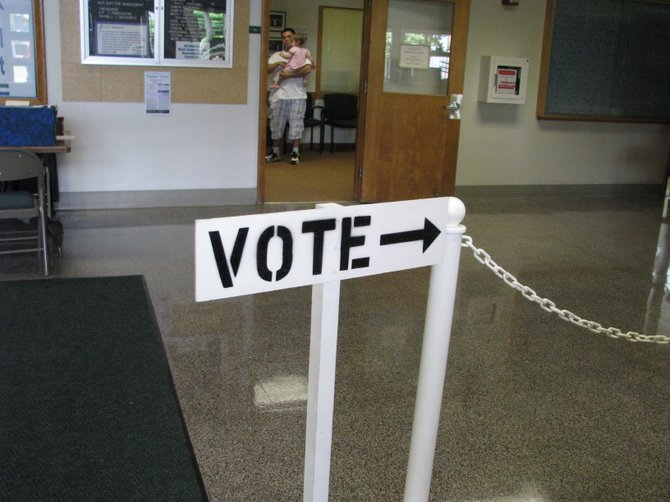 Voters turned out - in record numbers in North Syracuse - to support their school budgets in Liverpool and North Syracuse. The budgets passed in both districts.