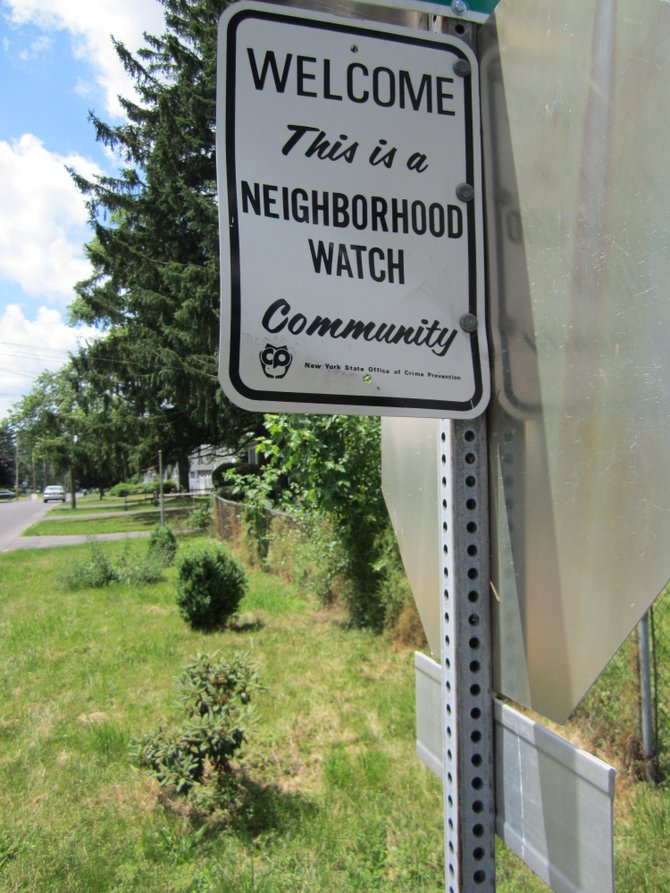 Efforts to reinvigorate the village of North Syracuse Neighborhood Watch Program are underway. The police consider the program a part of their focus on community policing. Interested residents can call the department at 458-5670.