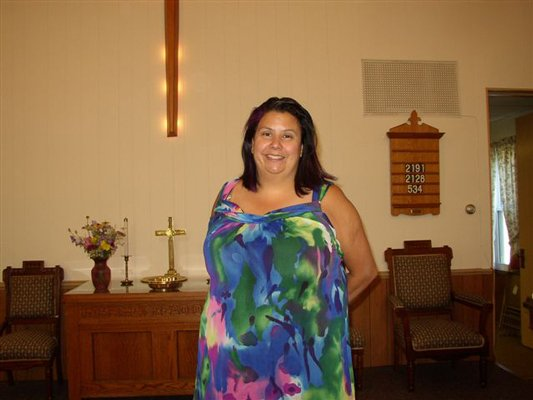 Pastor Kristi Van Patten