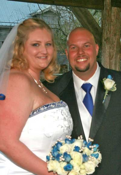 Mr. and Mrs. Ryan Bogart