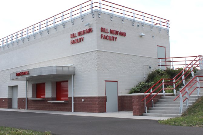 The Baldwinsville Central School District will officially dedicate its new concession facility in memory of Coach Bill Neufang on Sept. 7.