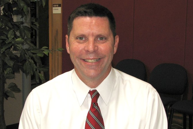 Robert Edwards, who is the assistant principal for 10th grade, previously taught global studies and psychology for 10 years at Cortland High School.