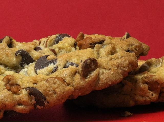 The original Sweet Jimmy, which includes walnuts, oatmeal, cinnamon chips, peanut butter chips and chocolate chips. To try it, visit Sweet Jimmy's Cookies and Confections from 7 a.m. to 2 p.m. Saturdays at the Regional Market.