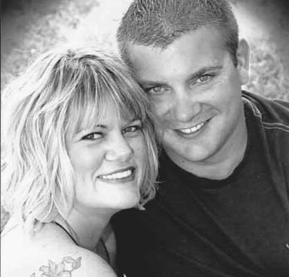 Jennifer Belden and Richard Carpenter, Jr.