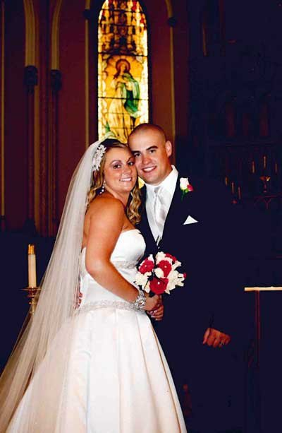 Mr. and Mrs. Brian Stoddard