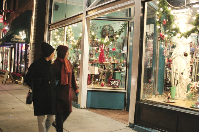 Why not fill your loved ones' stockings with gifts from small, locally-owned businesses?