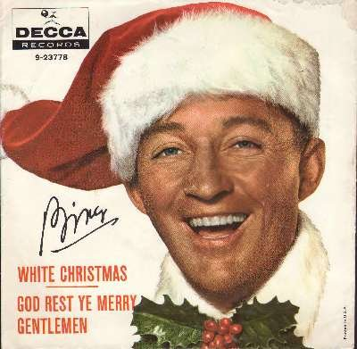 Der Bingles 1942 recording of White Christmas became the best-selling single of all time.