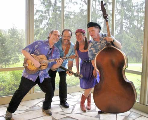 The acclaimed Capital Region group Annie & the Hedonists is to perform at 7 p.m. Friday, June 11 in the Stony Creek Town Hall.