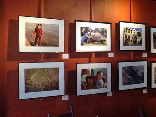 The works of Chestertown photographer Bob McDermott of Chestertown are to be on display through February at Willows Bistro, 3749 Main St. in Warrensburg.