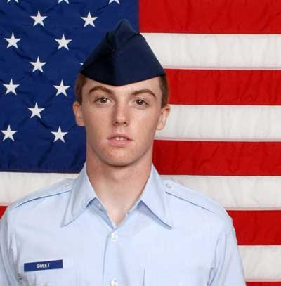Airman Adam J. Sweet