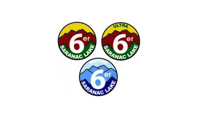 Saranac Lake 6er logos