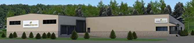 Indian Springs Mfg., located at 2095 West Genesee Road in Baldwinsville, is undergoing a $1,000,000 expansion t improve manufacturing operations and add space for future growth.