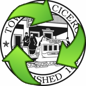 Cicero will celebrate Earth Day with a clean-up Saturday.