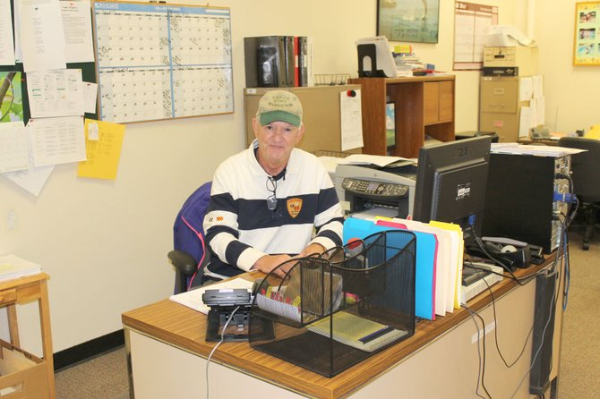 Salina Parks and Recreation Commissioner Jim Wemesfelder is set to retire after more than four decades in the position.