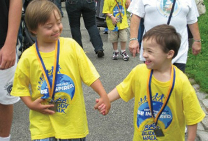The Down Syndrome Association of Central New York will host its 15th annual Buddy Walk on Saturday, Sept. 28, at Longbranch Park in Liverpool.