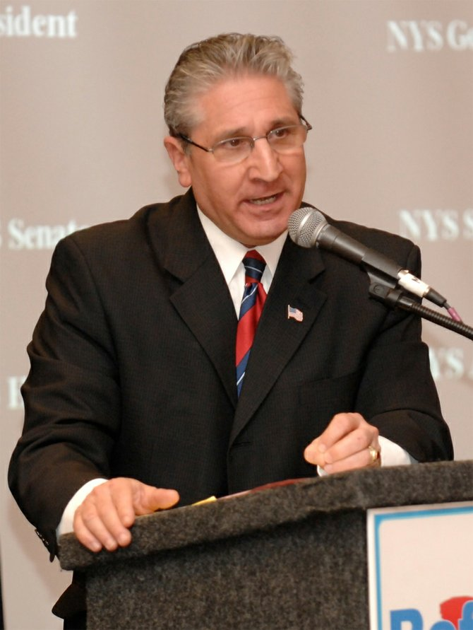 Assemblyman Jim Tedisco, R-Saratoga/Schenectady