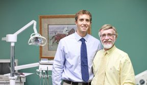 Dental practice adds third generation with recent grad.