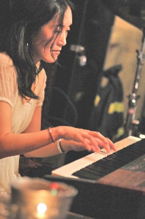 Yuko Kishimoto is throwing an album release party on Wednesday, Aug. 31, at the First Reformed Church of Schenectady at 7 p.m.
