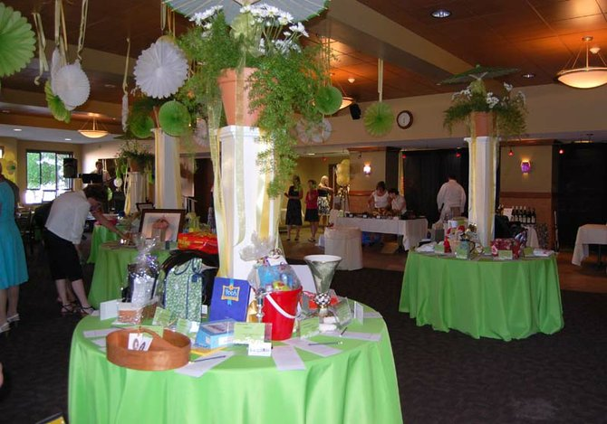 Last year's Taste of Cazenovia was held in Hubbard Hall at Cazenovia College. This year, the event will be held from 6 to 9 p.m. Sept. 21 at Owera Vineyards, and will celebrate organizer's 40 years involvement.