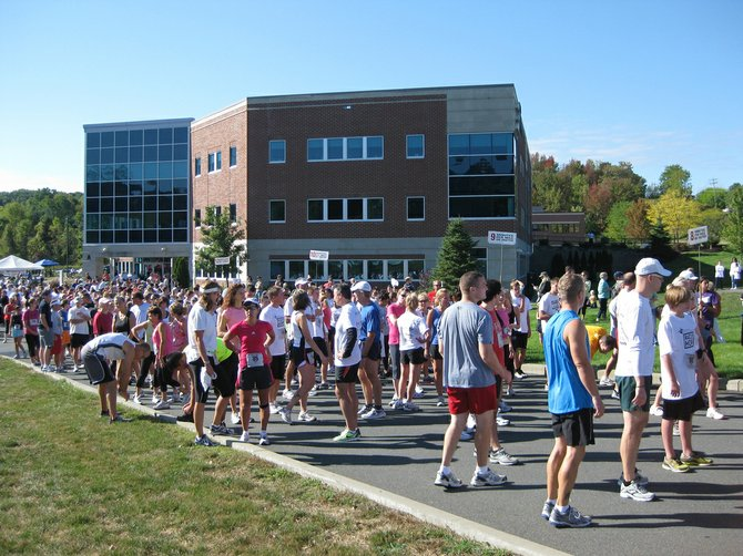 Last year's Capital Region Special Surgery Race for Hope drew about 500 runners and another 700 or so who came to the Slingerlands race for the atmosphere. Now in its third year, the event continues to draw people racing for all different reasons but all raising money for charities.