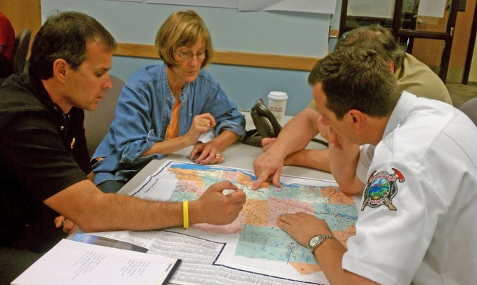 Residents and business affected by Hurricane Irene are urged to visit one of the Disaster Recovery Centers in Essex County.   The centers are located at the Jay Municipal Center in Ausable Forks and the Moriah Fire Department.  The DRCs have information and services and are open from 8 a.m. to 8 p.m. Monday to Saturday, closed Sunday, until the end of October.