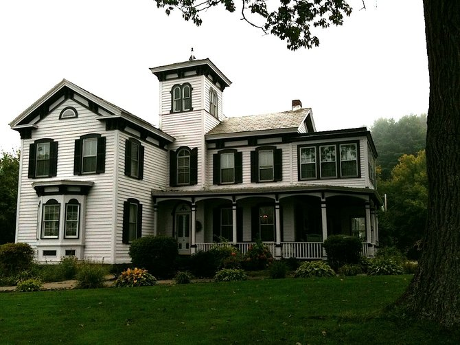 Seasons Bed & Breakfast of Warrensburg exemplifies successful historic preservation, and how architectural heritage adds to a town's identity and character. Built in the mid-1800s, it was home and office for several prominent doctors -- and more recently a dentist -- before it was converted into a gracious bed and breakfast enterprise.  A talk is scheduled for 7 p.m. Wednesday Sept. 21 Sept. 21 at the Warrensburg Masonic Hall on Main St. to explore how communities can take action to avoid destruction of historic resources.