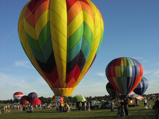 The Adirondack Balloon Festival has been named one of the top 100 events for 2013  in North America by the American Bus Association, county officials learned Aug. 1. Other local nominations for the award were the Last of the Mohicans Outdoor Drama and My Summer Place: Georgia OKeeffe, a series of local events planned for 2013 that focus on the celebrated American artist who shared a summer home on Lake George in the 1920s with photographer Alfred Stieglitz. Noting that Warren County is obtaining more and more publicity as a destination, Kate Johnson added that CNN.com recently chose Lake George as one of its top five getaway destinations.