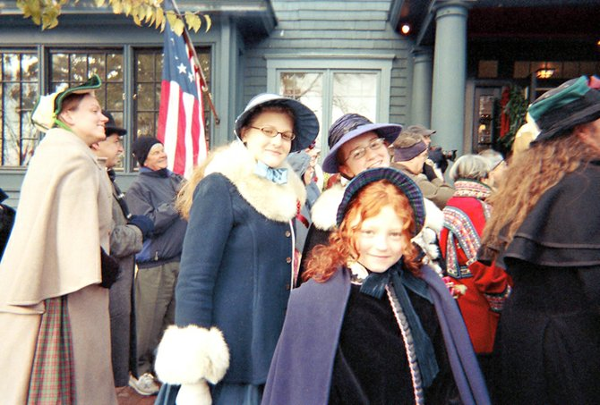"The ""Dickens Players"" will soon be holding open auditions to be a part of the annual Dickens Christmas in Skaneateles"