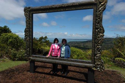 Mary Rachun and Mary Huber run Edventures, a travel company in Saratoga Springs.