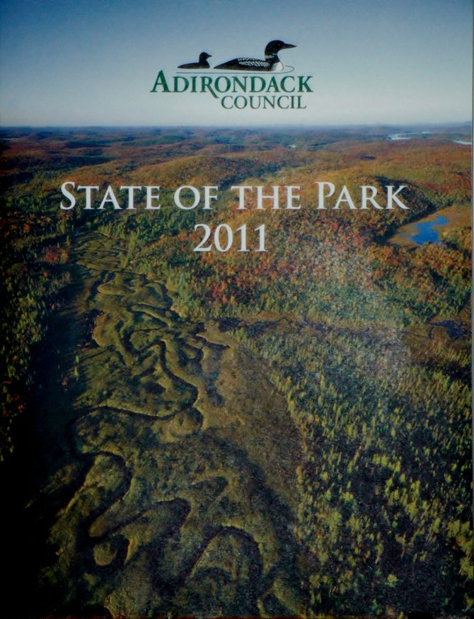 The State of the Park 2011 Report by the Adirondack Council.