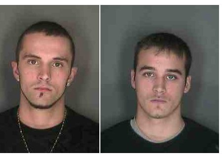 Joseph S. Shays, 21 (left), and Joseph S. Persico, 20, both of Ravena, were both charged with burglary after allegedly stealing jewelry from a Coeymans home then pawning it.