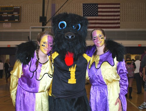 Students will don purple and gold to celebrate Ballston Spa Central School District's Homecoming Week from Monday, Oct. 10, to Saturday, Oct. 15.
