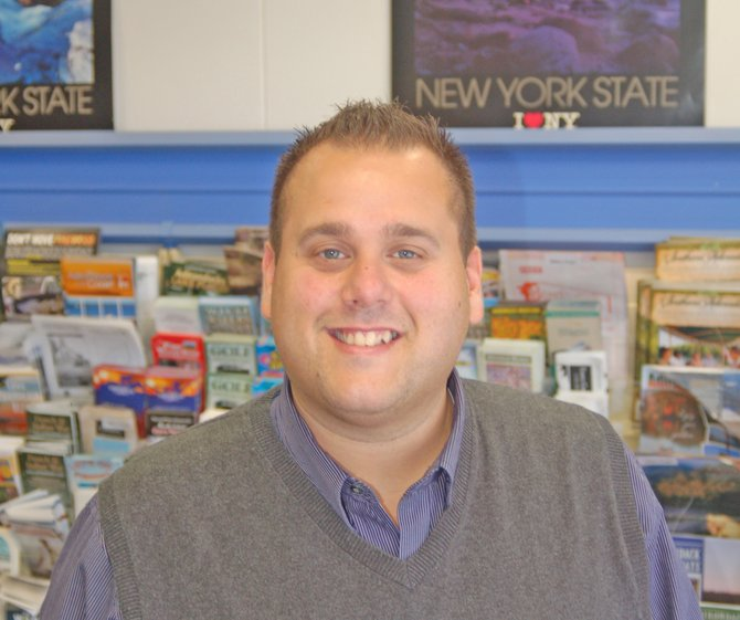 The Ticonderoga Area Chamber of Commerce is growing. The business advocacy group has added 20 new members since March and 37 since Matt Courtright became executive director a year ago.