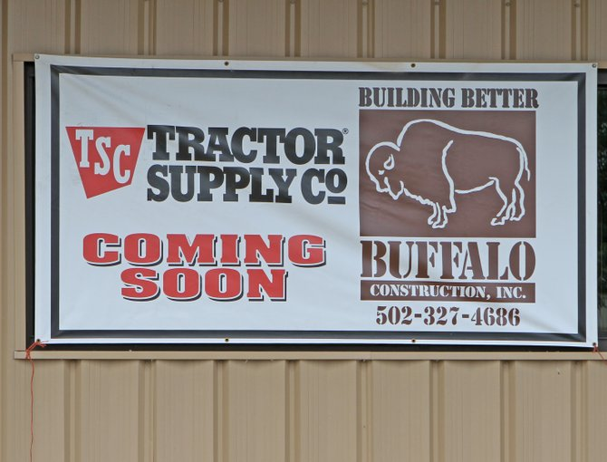 The new Tractor Supply store in Ticonderoga will open Saturday. The store is in the former Dockside Landing Boat Center at 9 Commercial Drive.