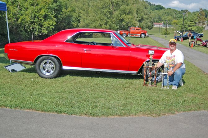 Best of Show Car winner Larry Huestis of Ticonderoga has been invited to the Cruisin' New England Elite Show at the Mohegan Sun Casino Uncas Grand Ballroom in Uncasville, Conn.