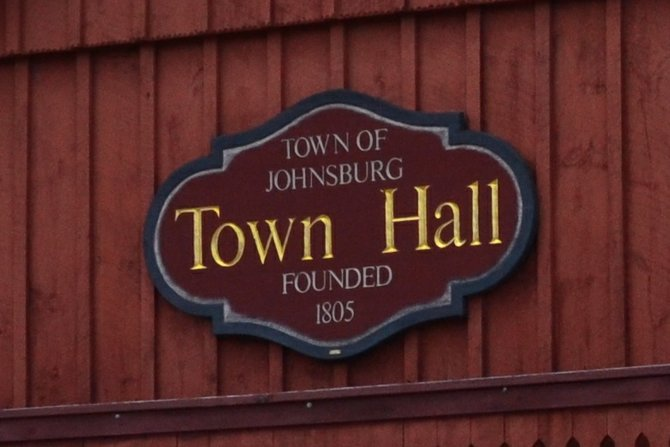 The 2012 Johnsburg budget presented by Supervisor Sterling Goodspeed doesn't break the tax levy cap, but brushes it at a 1.98 percent increase.