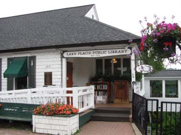The Lake Placid Library