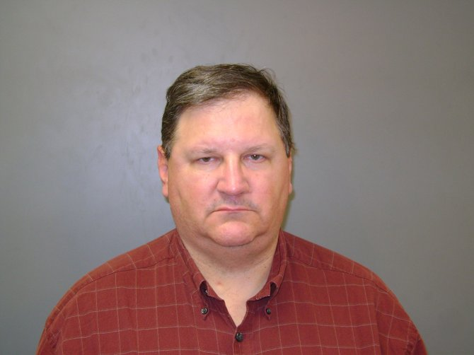 Former Department of Environmental Conservation employee Edward Reilly of Delmar is accused of making more than $20,000 worth of calls to adult chat lines from the DEC's headquarters in Albany.