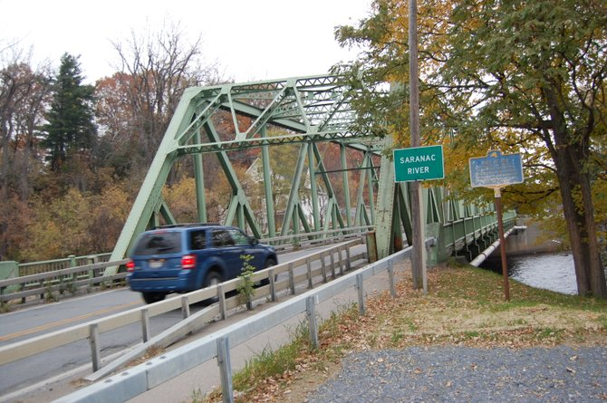 The State Route 22B bridge which spans the Saranac River in downtown Morrisonville is scheduled to be replaced in late summer 2013. A meeting will be held Tuesday, Nov. 15, to provide the public with information on the project.